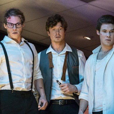 Director Kyle Newacheck changes the action movie genre game in 'GAME OVER, MAN!'