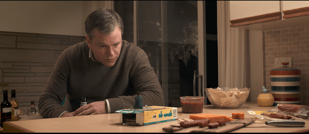 Fresh on 4K: 'DOWNSIZING' – a high concept that comes up short