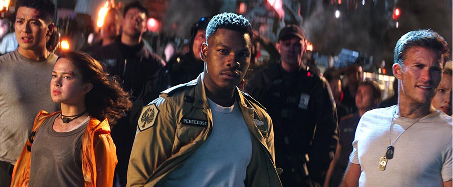 Fresh on 4K: 'PACIFIC RIM: UPRISING' a less-than-stellar sequel that gets by with stunning visuals