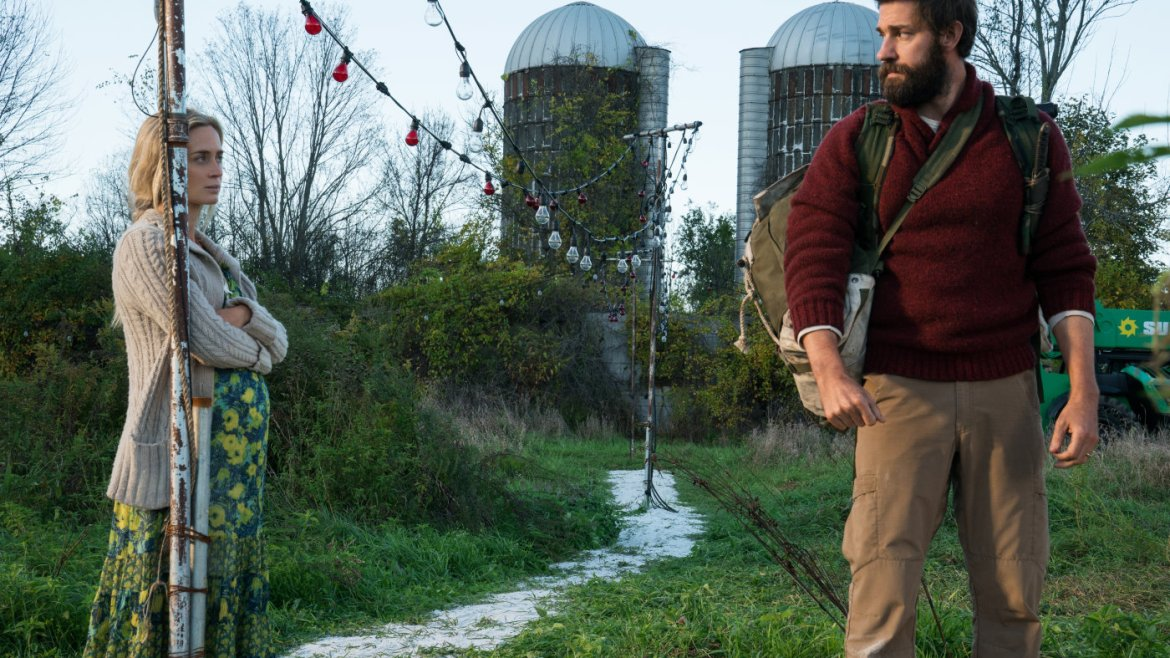 Movie Review: 'A QUIET PLACE' finds love in the midst of horror