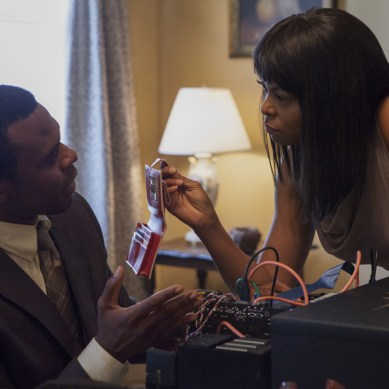 Movie Review: 'TYLER PERRY'S ACRIMONY' is a cacophony of crazy
