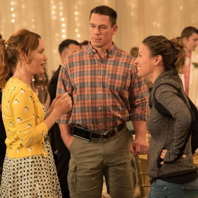 Director Kay Cannon powers through obstacles with comedic brilliance on 'BLOCKERS'