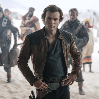 'SOLO: A STAR WARS STORY' trailer is no hunk of junk