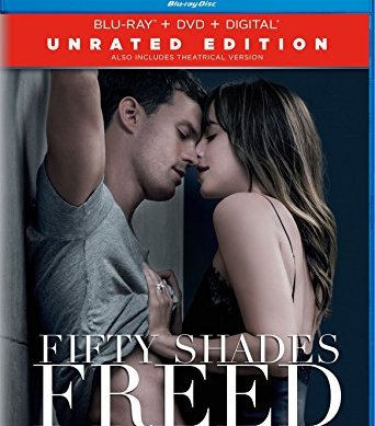 Blu-ray Review: 'Fifty Shades Freed' Blu-ray is less than satisfying