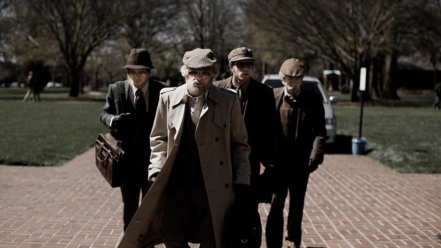 Movie Review: 'AMERICAN ANIMALS' creates a new crossbreed