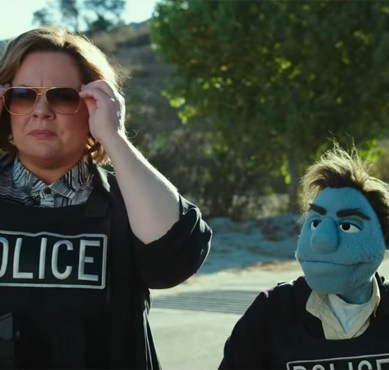 'THE HAPPYTIME MURDERS' & other brief studies on raunchy puppets