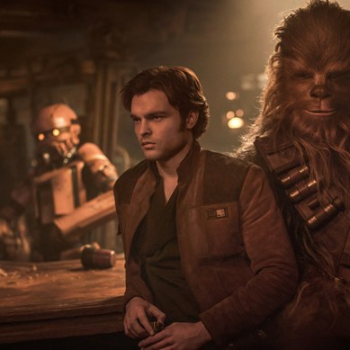 Spoiler-Free Movie Review: 'SOLO: A STAR WARS STORY' is pure, unadulterated fun