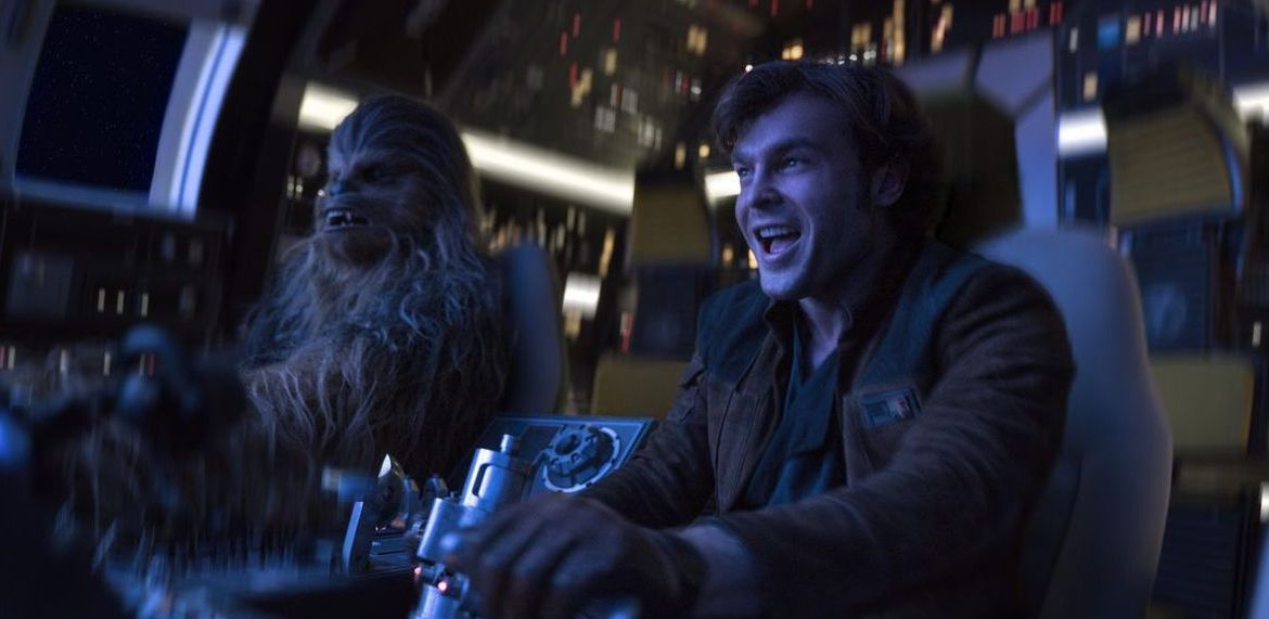 Video Interview: 'STAR WARS' actor portrays a younger, more aggressive Chewbacca in 'SOLO'