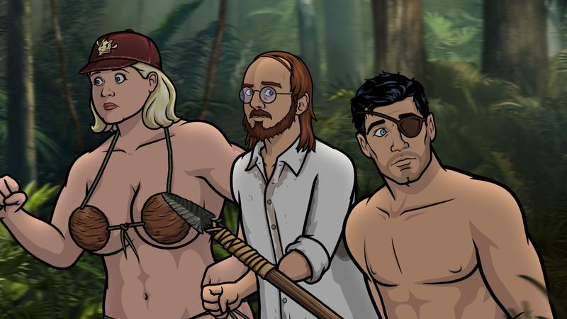 "TV Review: 'ARCHER' – ""Some Remarks on Cannibalism "" (Season 9, Episode 6)"