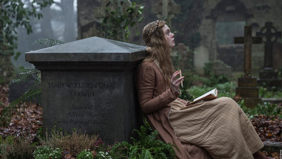 Movie Review: 'MARY SHELLEY' fails to reanimate history