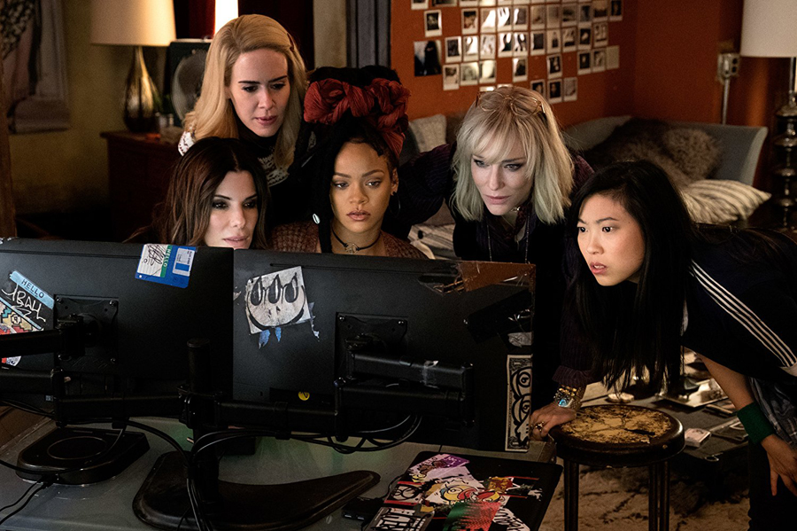 Movie Review: 'OCEANS 8' – Don't Knock(off) The Hustle