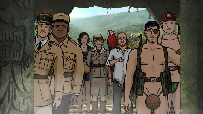 """TV Review: 'ARCHER' – """"A Discovery"""" (Season 9 finale, Episode 8)"""