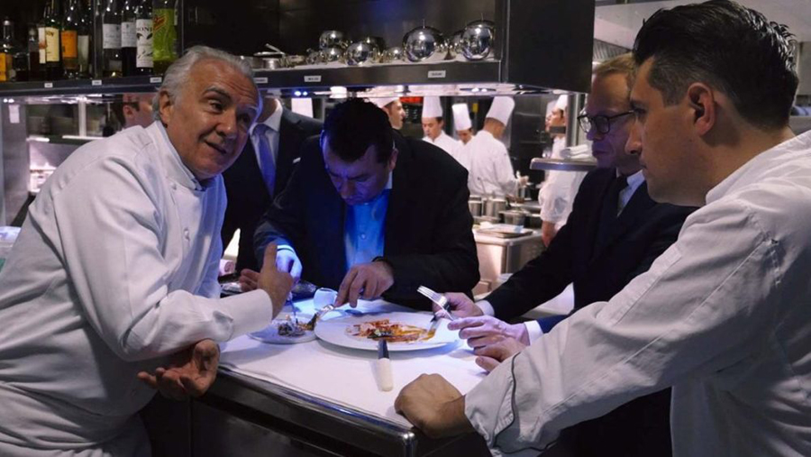 Movie Review: 'THE QUEST OF ALAIN DUCASSE' – Do you know the Michelin Man?