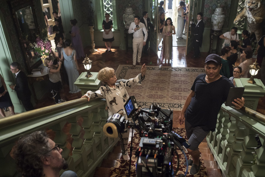[Interview] Director Jon M. Chu reignites his passion for filmmaking with CRAZY RICH ASIANS