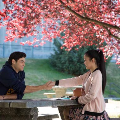 Movie Review: 'TO ALL THE BOYS I'VE LOVED BEFORE' – #NetflixAndThrill