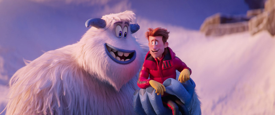 Movie Review: 'SMALLFOOT' – Yeti Player One