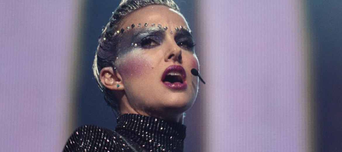 TIFF Review: 'VOX LUX' sees Natalie Portman unleashed as a manic popstar