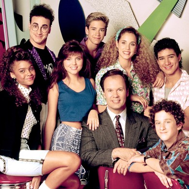 Fresh from Shout Factory: 'SAVED BY THE BELL' series gets a new school finish on DVD