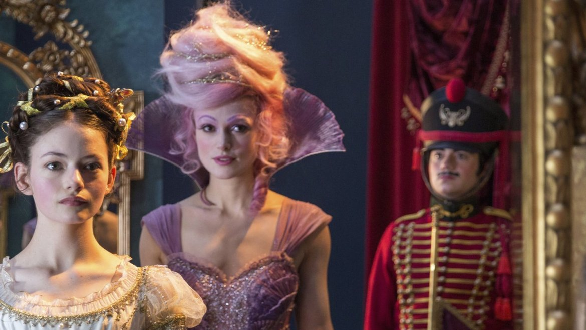 Looking at the missteps of 'THE NUTCRACKER AND THE FOUR REALMS' through its music
