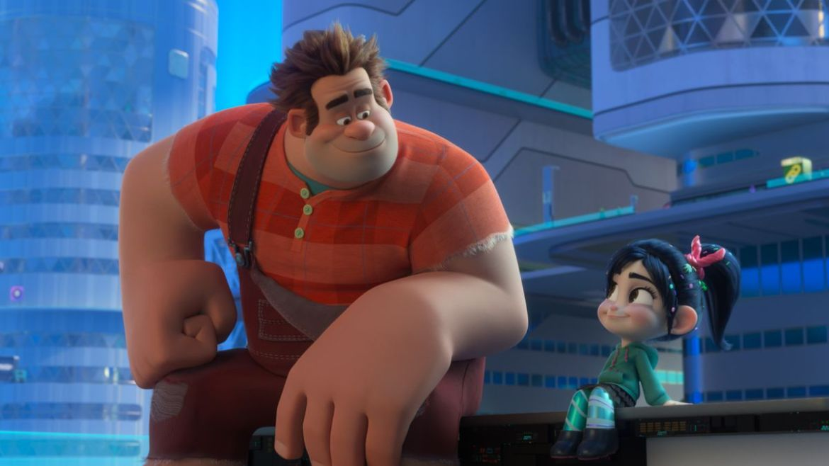 [Video Interview] 'RALPH BREAKS THE INTERNET' directors break down film's themes and look