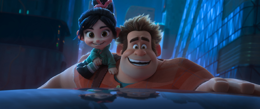 [INTERVIEW] John C. Reilly and Sarah Silverman on their animated reunion, 'RALPH BREAKS THE INTERNET'