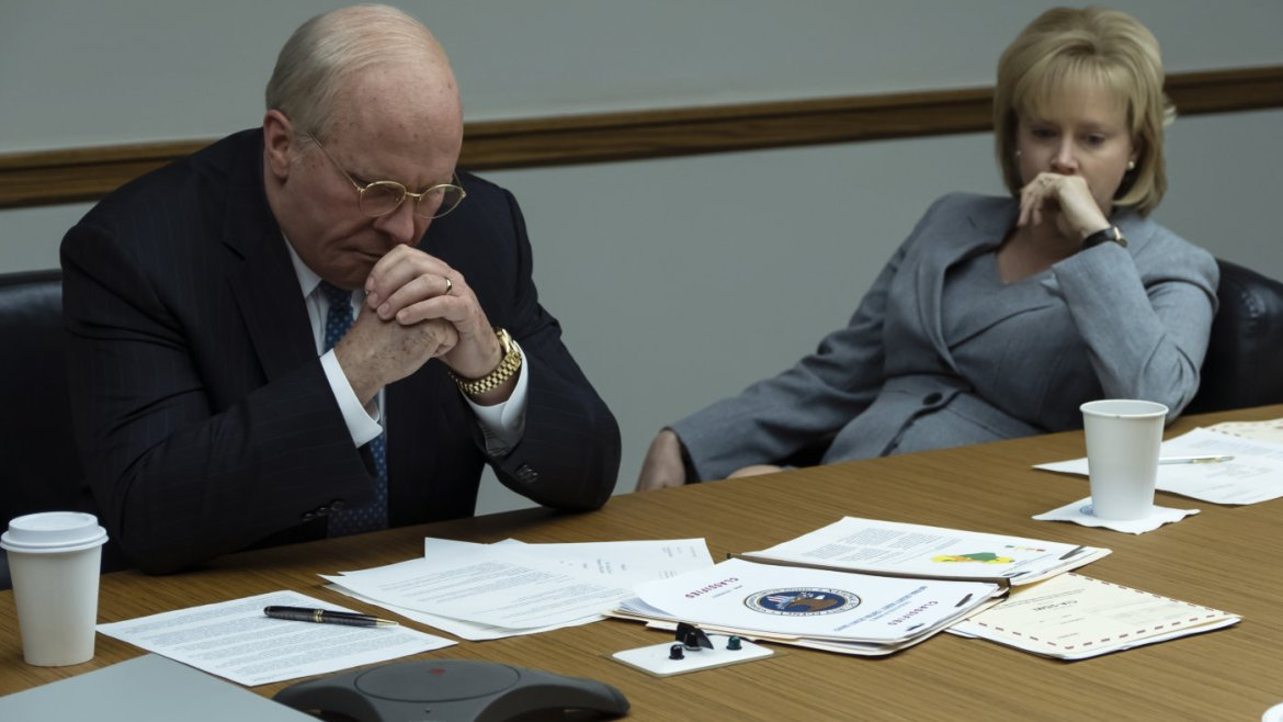 Movie Review: 'VICE' shows the man behind the curtain of the Bush Administration