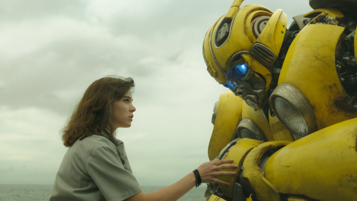 Movie Review: 'BUMBLEBEE' deserves all its positive buzzr
