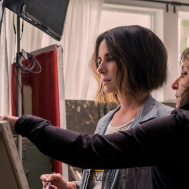 [INTERVIEW] Sandra Bullock offers a dynamic portrait of motherhood in 'BIRD BOX'