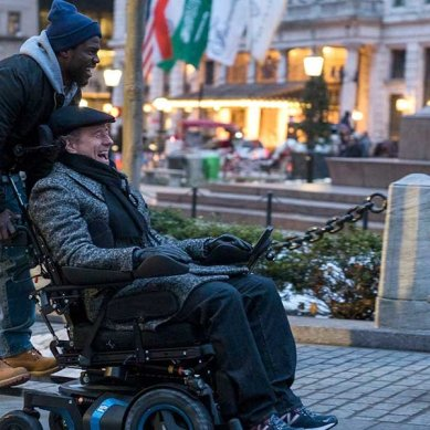 Movie Review: 'THE UPSIDE' – Hart and Cranston lead ​a hokey story rooted in stereotypes