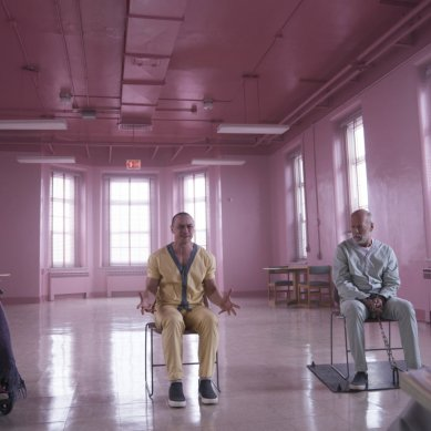 Blu-Ray Giveaway: Win a copy of M. Night Shyamalan's  GLASS on Blu-Ray