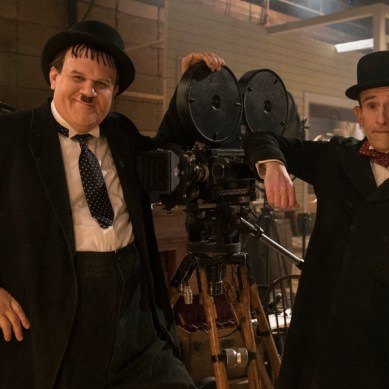 Movie Review: 'STAN & OLLIE' a well-crafted insight into two of Hollywood's most recognizable personalities