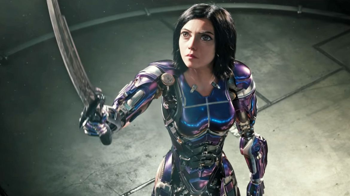 Movie Review: 'ALITA: BATTLE ANGEL' – Whew! James Cameron has too much money… but writing skills, not so much