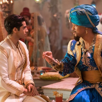 [INTERVIEW] Will Smith discovers a renewed sense of self with 'ALADDIN'