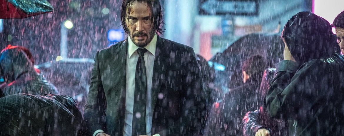 Movie Review: 'JOHN WICK: CHAPTER 3 – PARABELLUM' clicks with slick tricks and sick kicks as the clock ticks