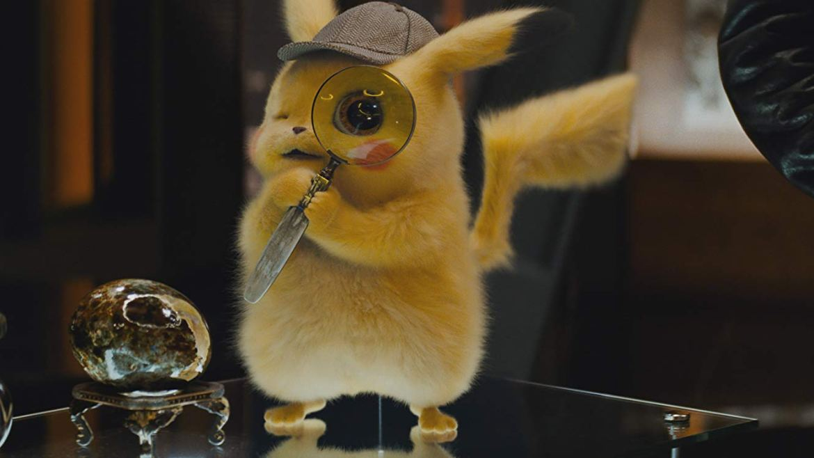 'POKÉMON DETECTIVE PIKACHU' cracks the case for video game movies