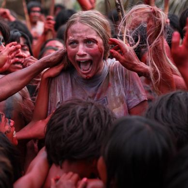 [BLU-RAY REVIEWS] 'GREEN INFERNO' and other bloody releases that paint the store shelves red