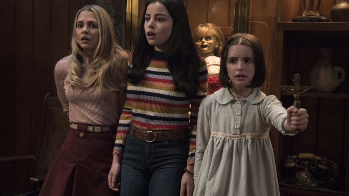 [REVIEW] 'ANNABELLE COMES HOME' – Fright Night at the Museum