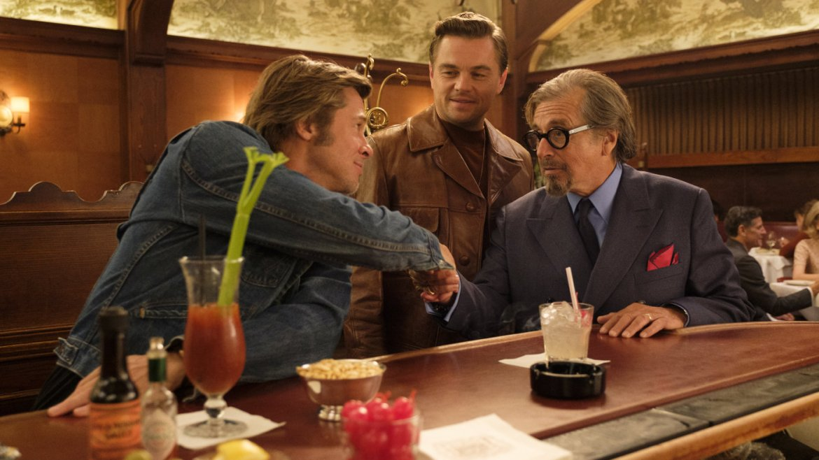 Review: ONCE UPON A TIME IN…HOLLYWOOD fact, fiction, and urban legends blend in Tarantino's matured meandering epic