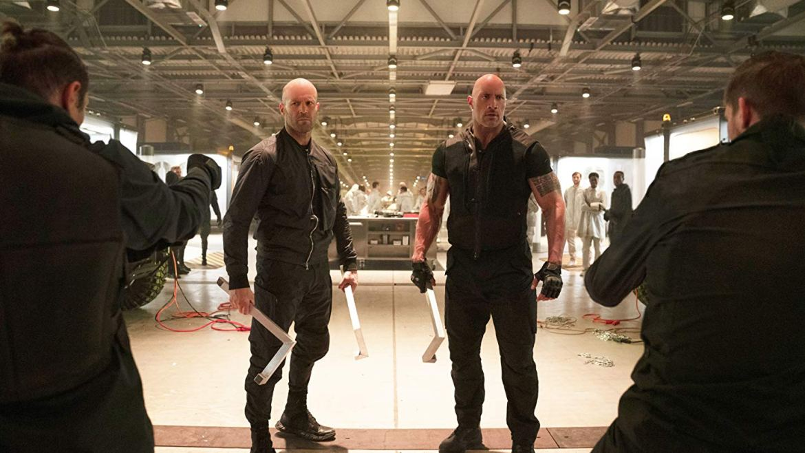 [REVIEW] 'HOBBS & SHAW' a double dose of stupid and fun