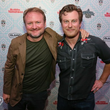 Fantastic Fest closed the book on another great year with Rian Johnson's 'KNIVES OUT'