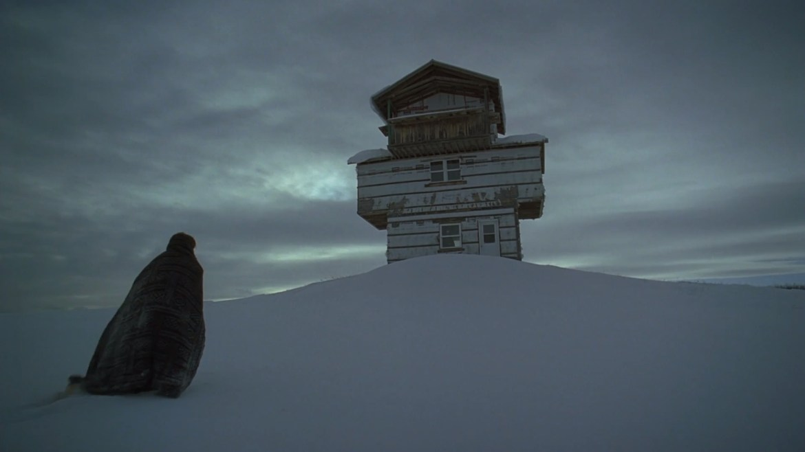 [Fantastic Fest review] 'THE LODGE' books spooks and intrigue for dread-filled stay
