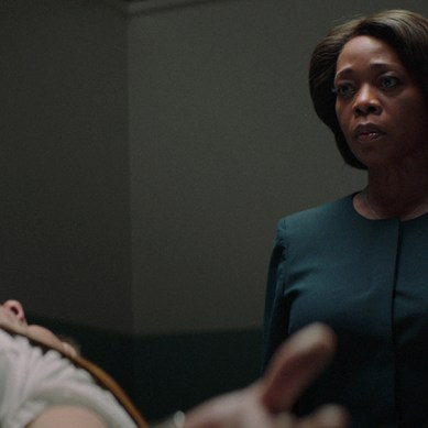 [TIFF Review] 'CLEMENCY' a sobering, satisfying prison drama