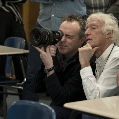 [Interview] Cinematographer Roger Deakins captures delicate beauty in 'THE GOLDFINCH'