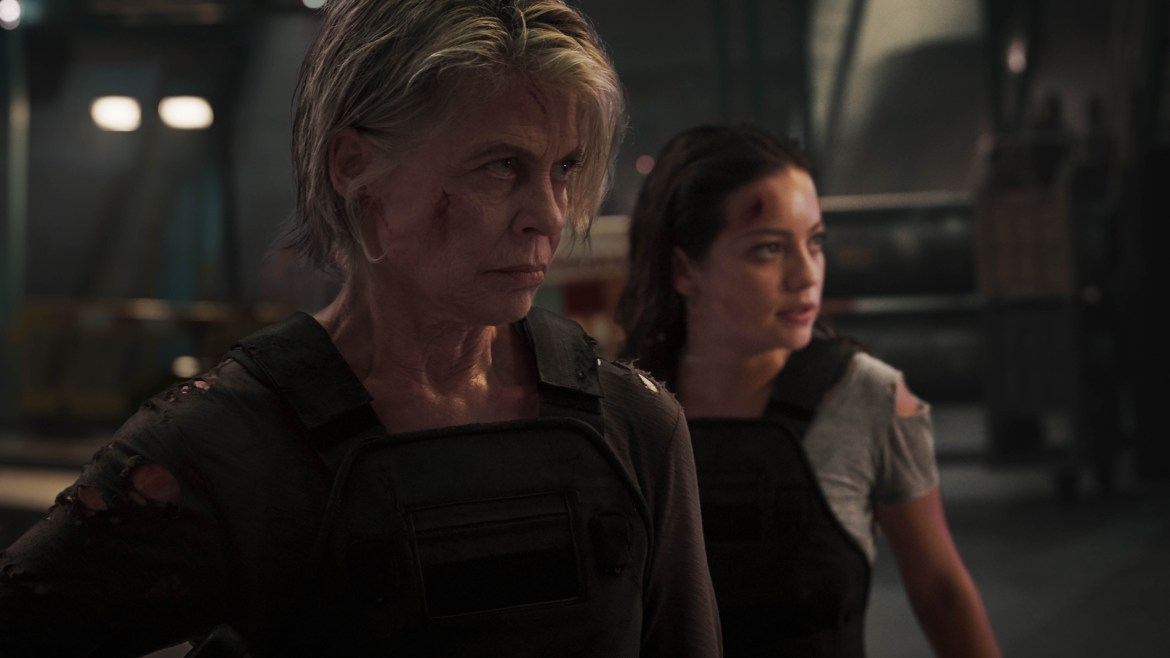 "[Review] 'TERMINATOR: DARK FATE' – ""strong female characters"" prove weak in latest sequel"