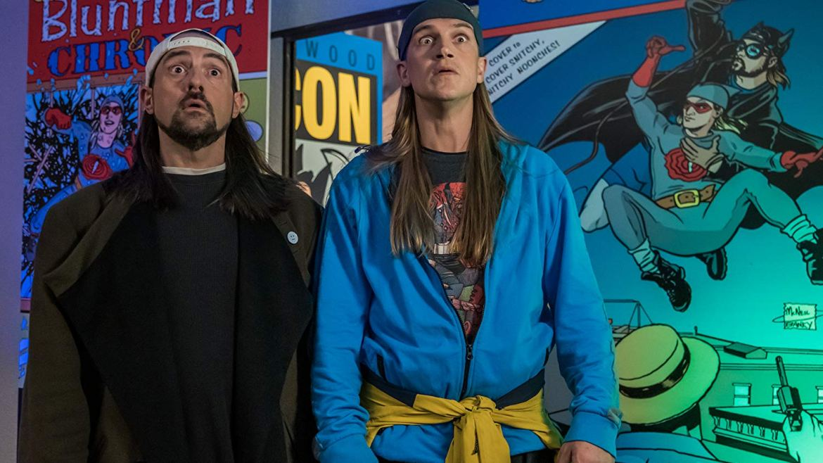 [Review] 'JAY AND SILENT BOB REBOOT' – Kevin Smith presents View Askew Episode VII: The Blunt Awakens
