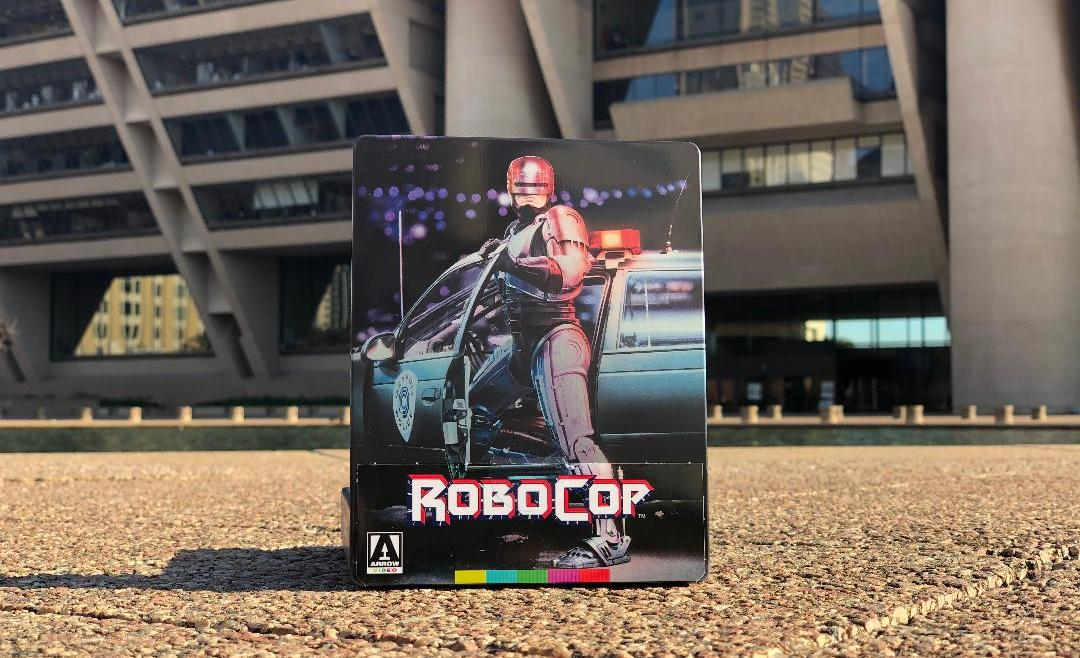Arrow Video retools classic 'RoboCop' with deluxe upgrades