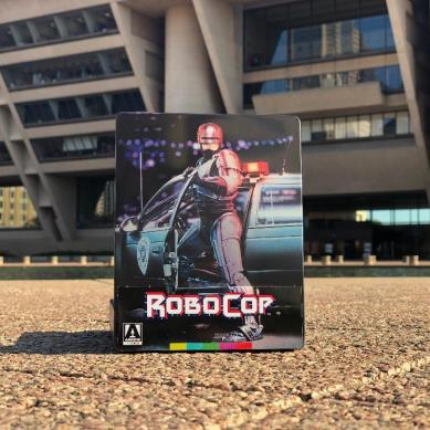 Arrow Video retools classic 'RoboCop' with deluxe upgrades