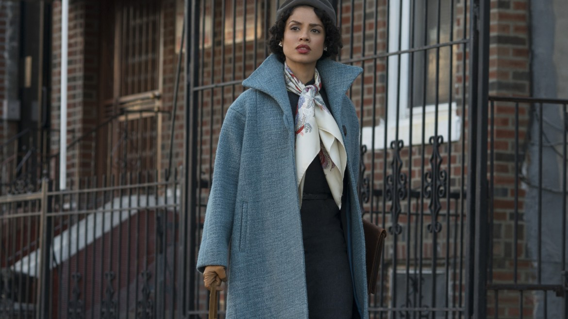 [Interview] Gugu Mbatha-Raw defies cliché in 'MOTHERLESS BROOKLYN'
