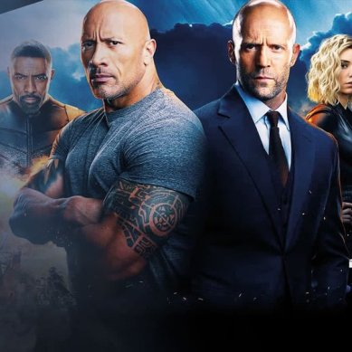 Win a Copy of 'HOBBS & SHAW' on Blu-ray!