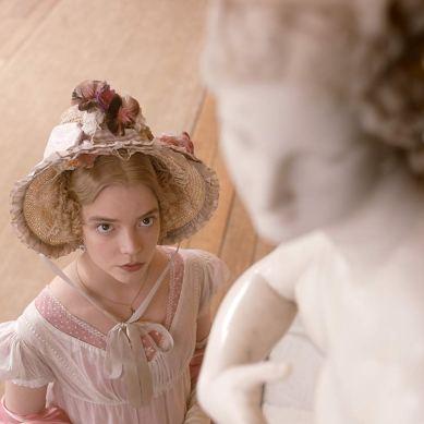 Blu-Ray Give Away: The latest adaptation of Jane Austen's cheeky romance EMMA.